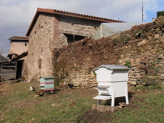 A cute countryside farm - L'Etrat - 一軒家