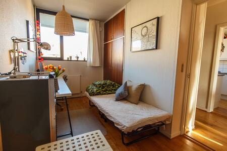 Nice room in lovely Trøjborg