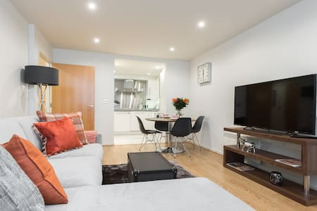 ★Perfect for Excel★ 1 min walk away, Large 1 Bed - 伦敦 - 公寓