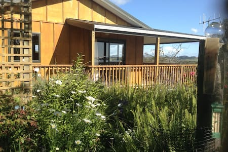 Peaceful Cottage, Harbour views.  - Houhora - Talo
