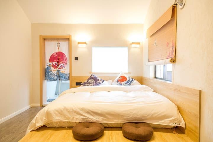 【隐居姑苏】日式和服双床房【免费试穿和服拍照哦】