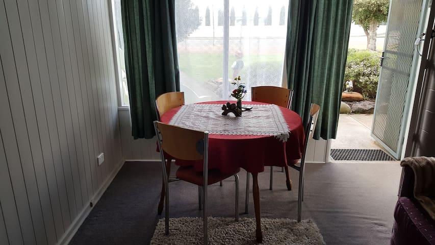 Karl's Sanctuary - dining