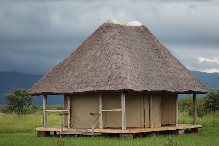 Ntoroko Game Lodge -Semuliki,Uganda