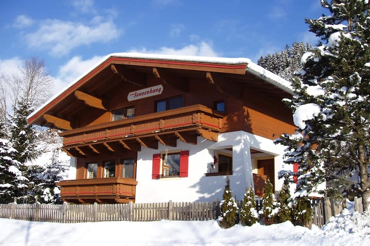 4 bedroom topchalet in the sun - Mittersill - House