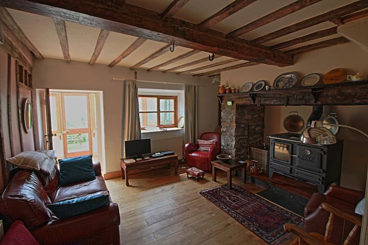 Cosy cottage with stunning views - Machynlleth  - Ev
