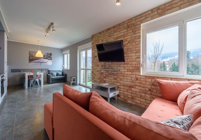 RentPlanet - Cicha Apartment