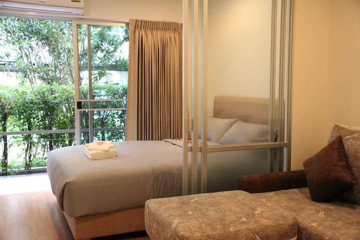 Bangkok City Condo - Bangkok - Lägenhet