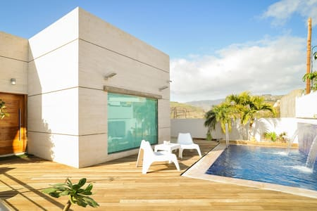 Fabulous Villa with Private Pool - Montaña de la Data Alta - 別墅