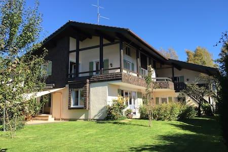 Alpen Landhaus mit Vollausstattung - Traunstein