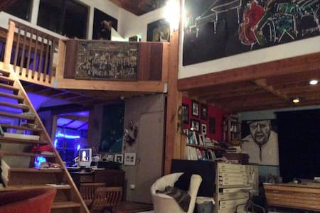 Unique Artists House 2 Hr from NYC - Accord