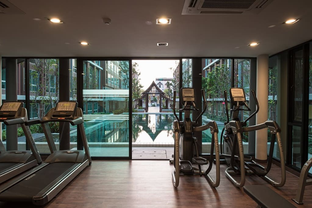 D Vieng Gym 健身房