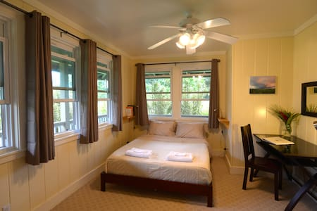 Garden View Room with Private Lanai - Bed & Breakfast