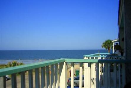 7 Ocean Watch- side oceanview 2b2b - Tybee Island