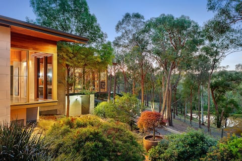 Stonehill Retreat in the Yarra Valley!