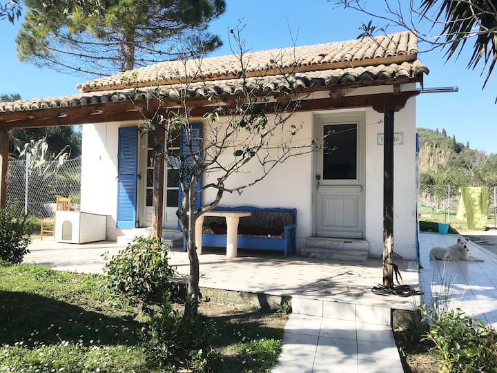 Lovely house in best location Sidari/Peroulades
