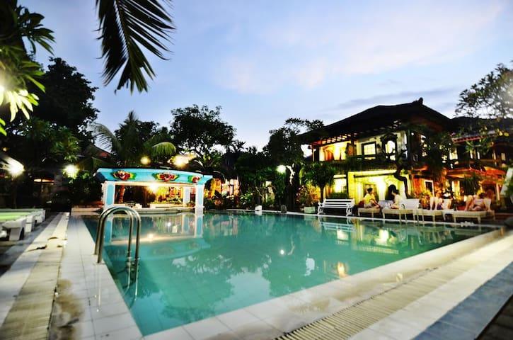 Hotel Prawita Legian Kuta Bali