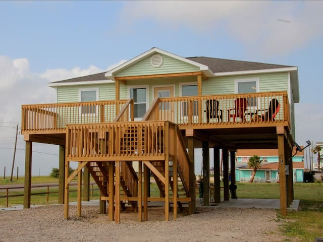 Beautiful New Beach Home - Surfside Beach - Huis