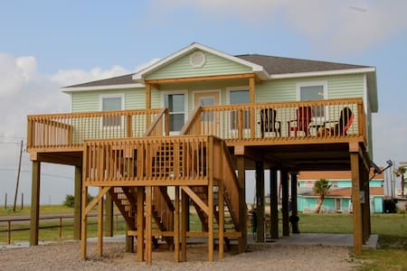 Beautiful New Beach Home - Surfside Beach - Haus