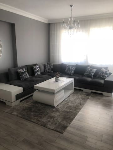 Penthouse apartment in Muratpasa Antalya
