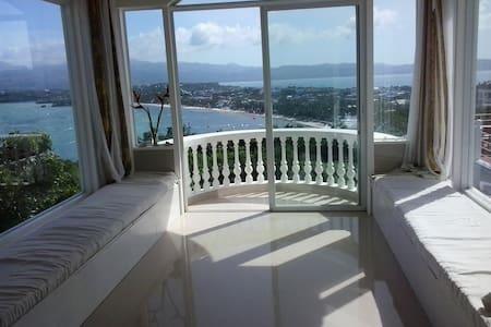 Oceanview Apartment on Mt. Luho - Boracay