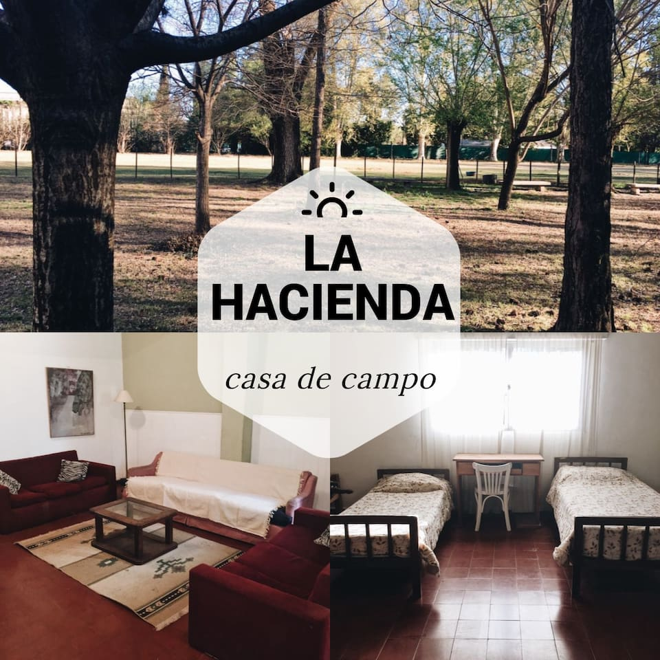 la hacienda casa de campo dorms for rent in villa allende