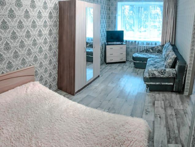 Чистая комфортная квартира в самом центре