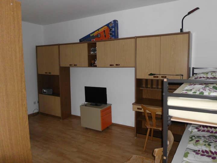 Kleine einfache Wohnung