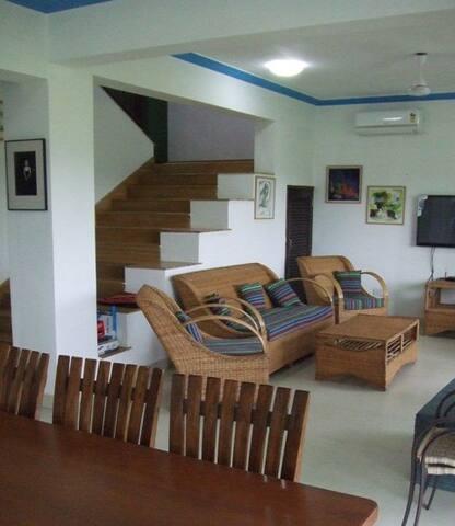 Bali Style Villa near Calangute - Saligao - Villa