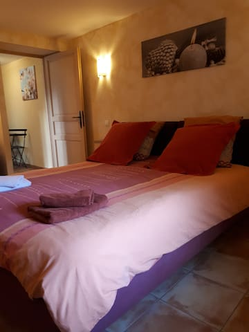 Bed & Breakfast room with private entrance - Saint-Dié-des-Vosges - Bed & Breakfast