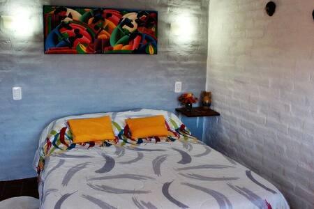 Habitacion p/2 con baño privado - Uspallata