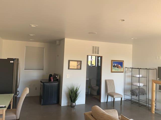 Brand new private Casita in Scottsdale.