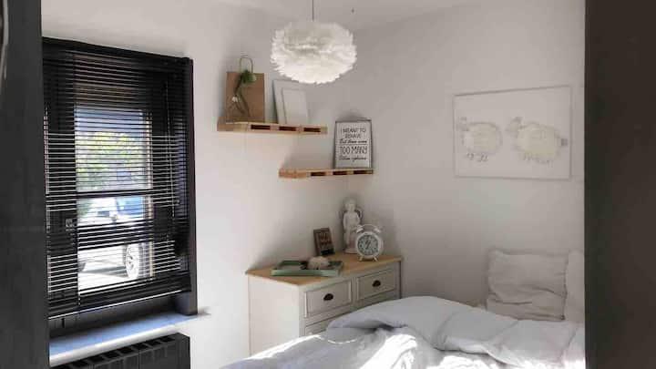 Le petit nid de Lily: chambre & petit déjeuner