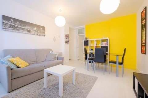 Appartement 30 m² équipé à Fontainebleau