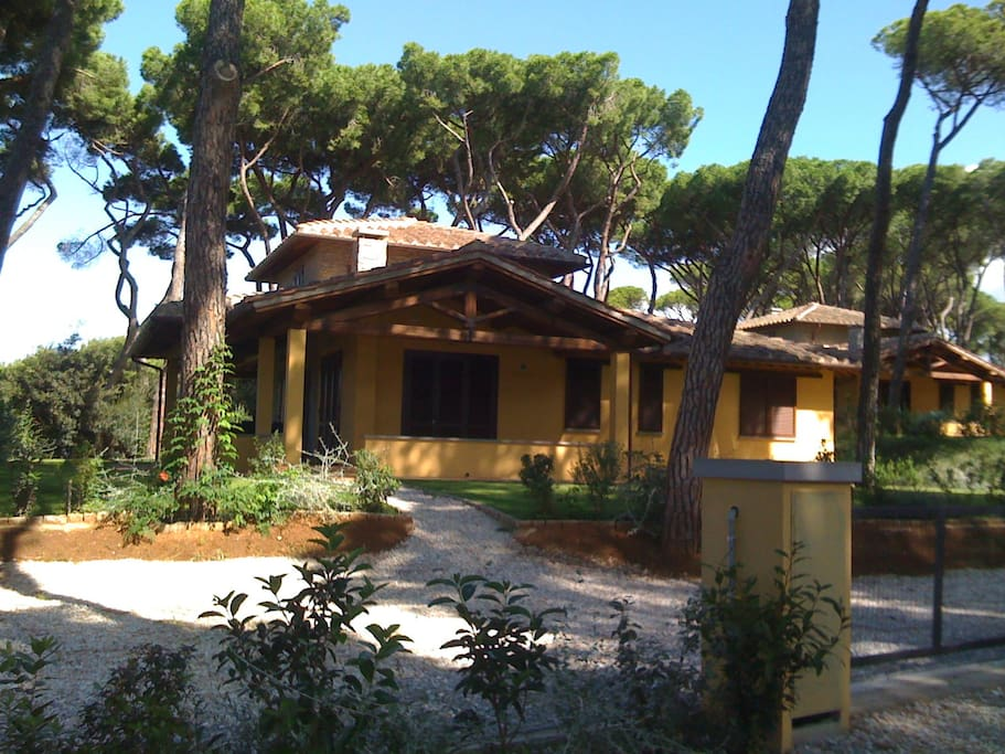 Esterni Villa Paola