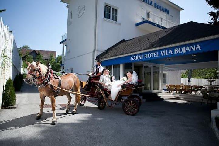 Garni Hotel Vila Bojana, Bled
