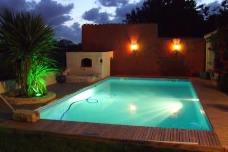VILLA BAMBOU et STUDIO avec piscine - Périgny