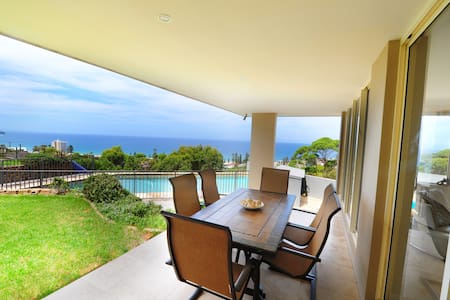 2 Room Flat- Near Manly,Ocean Views - Collaroy Plateau - Lejlighed