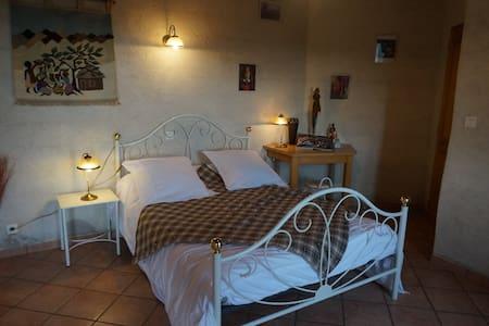 maison d'hôtes à la campagne - Montromant - Inap sarapan