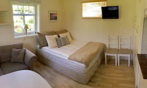 Moderne liten leilighet sentralt på Lillehammer