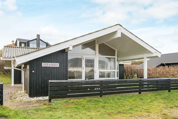 Cozy Holiday Home in Henne Jutland With Sauna