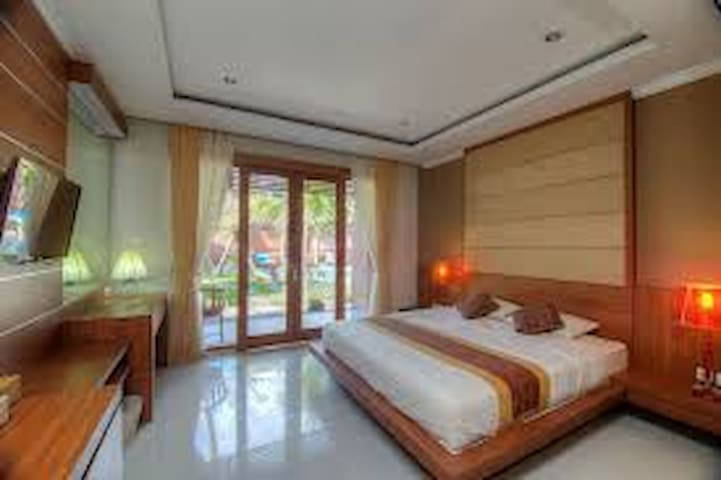Boutique Rm2, Yoga,Pool, Breakfast & Wifi - Ubud - Casa de camp