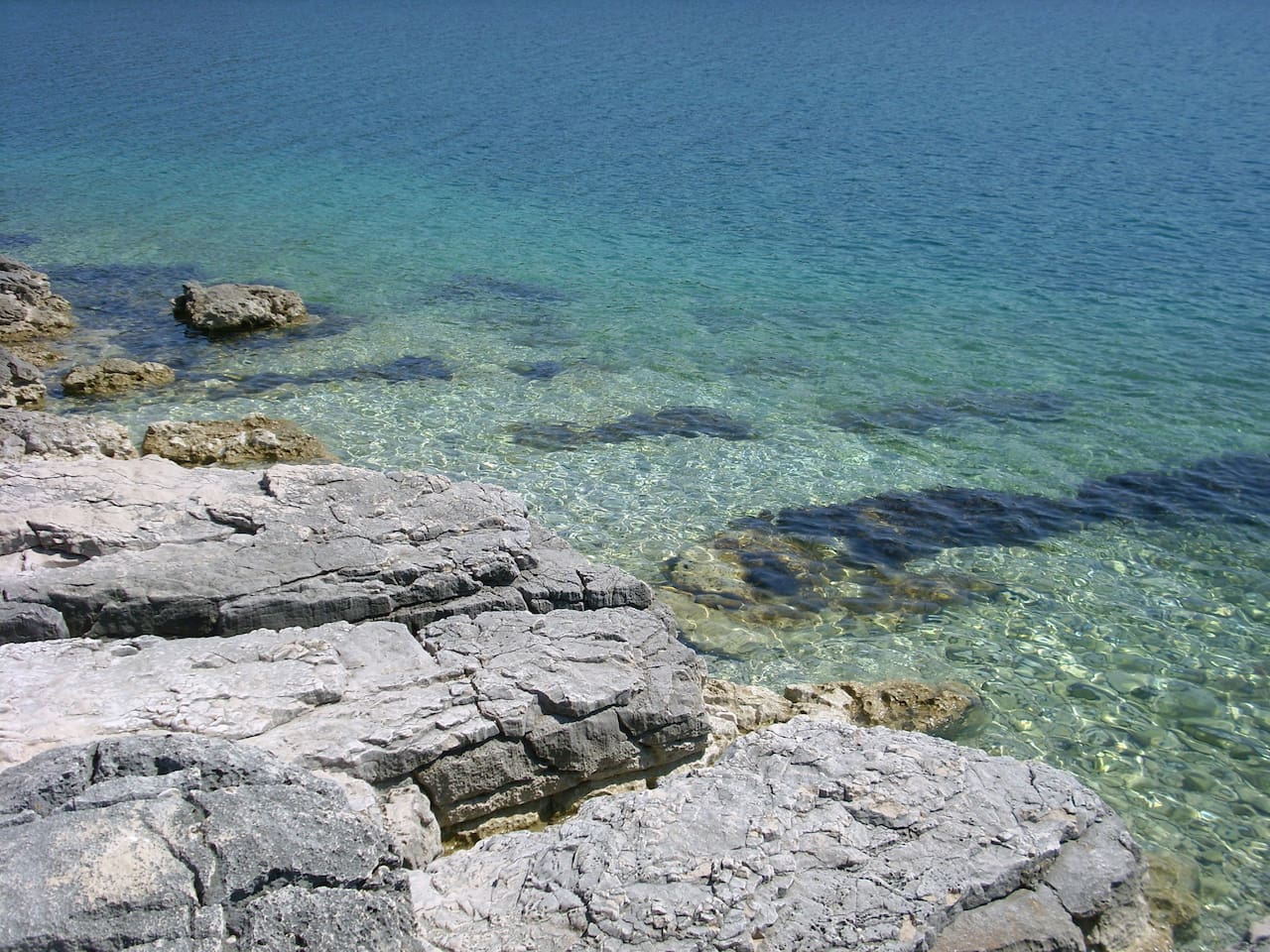 As I said, wonderful crystal sea. Check for yourself :))
