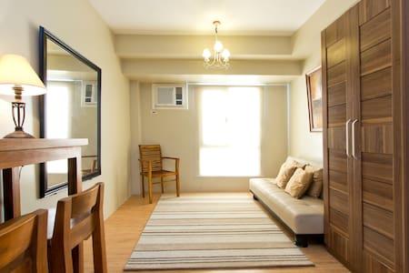 cozy studio unit in Alabang - Muntinlupa - Wohnung