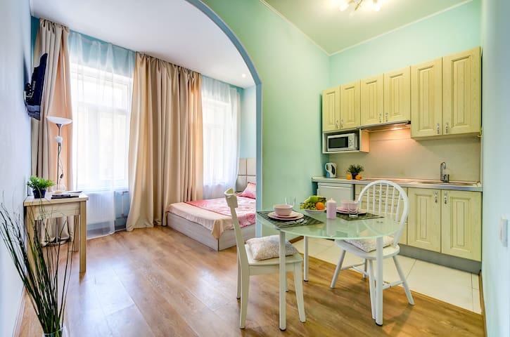 Victoria Apartments on Marata 59-4.