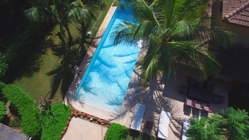 Wonderful Villa in Golfresort