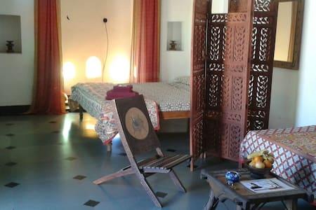 Silver Moon Haveli Studio Apartment - Udaipur - Apartment