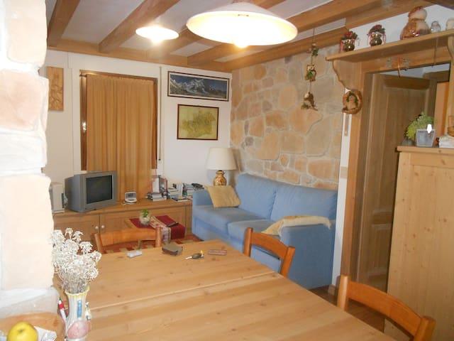 casa  cibiana di cadore - Cibiana - Apartamento