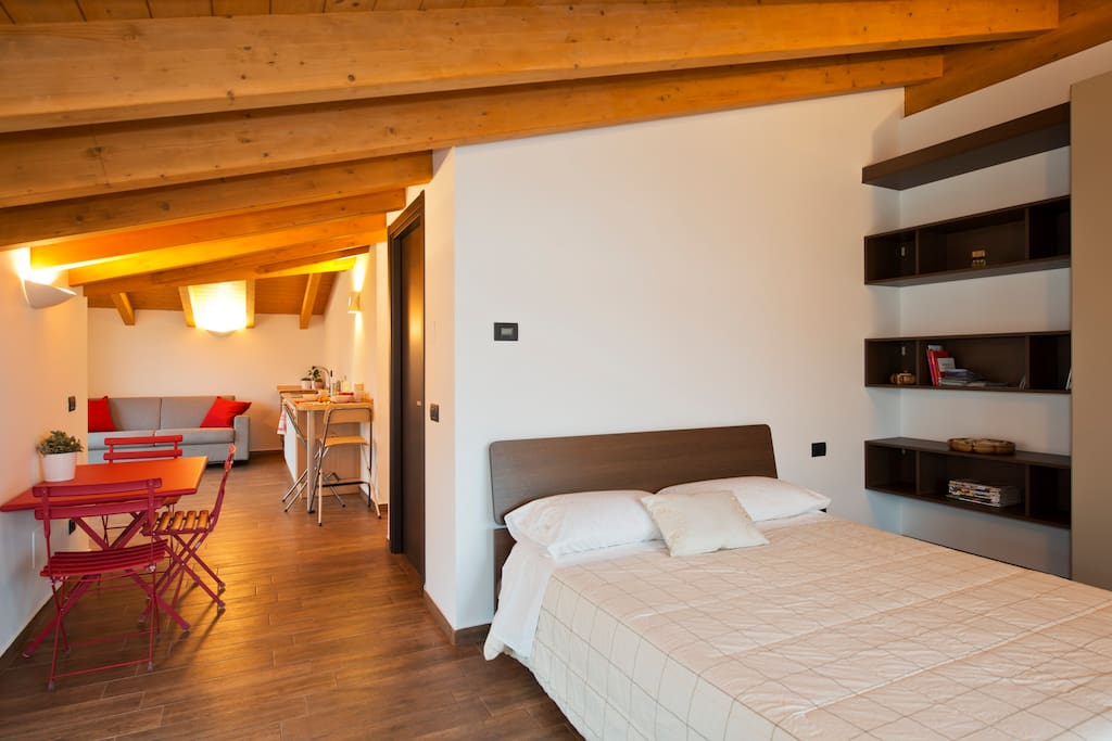 Nice Attic Near Rho Fiera And Milan Flats For Rent In