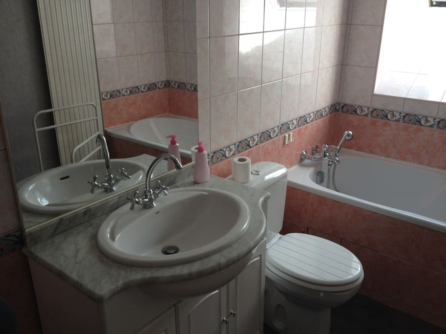 Salle de bain et wc indépendant