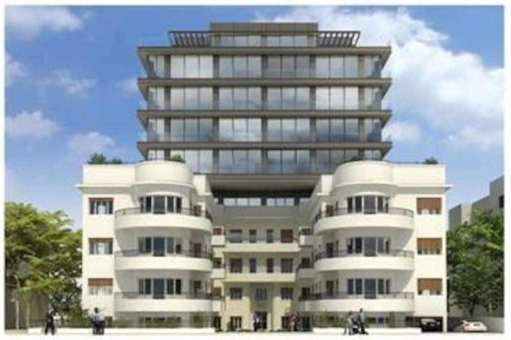 Uniquely Renovated  1920 Bauhaus